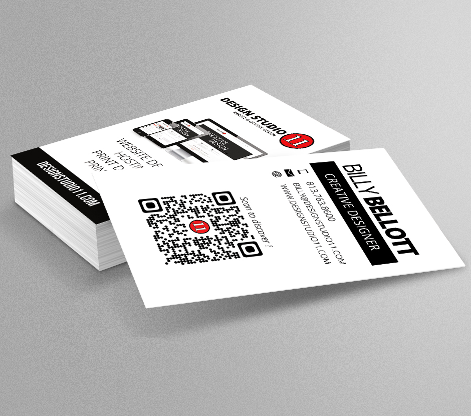 Custom Business Cards – designstudio11
